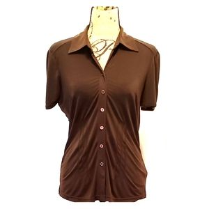 Worthington Fitted Blouse
